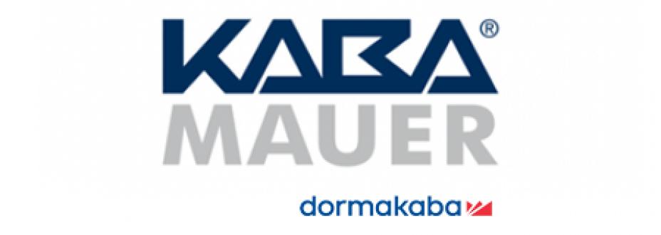 Kaba Mauer - dormakaba