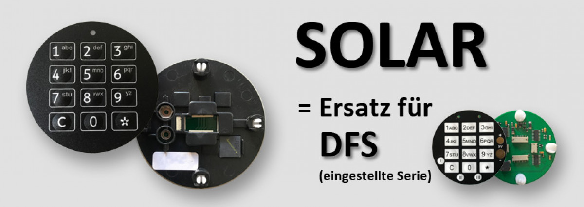 GST (DFS- / SOLAR)