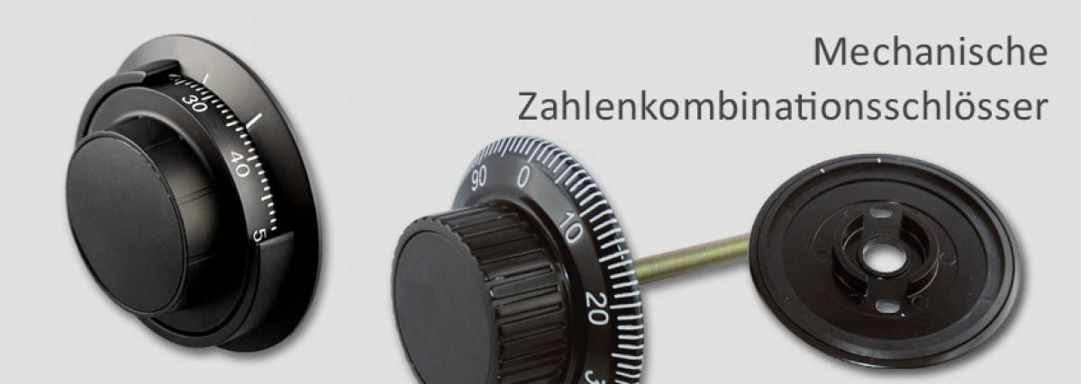 mechanische Zahlenkombination