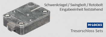 Schwenkriegel / Swingbolt / Rotobolt Sets