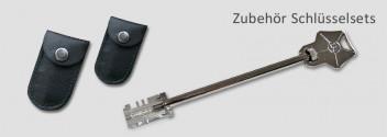 Schlüssel f. umstellbare Schlösser