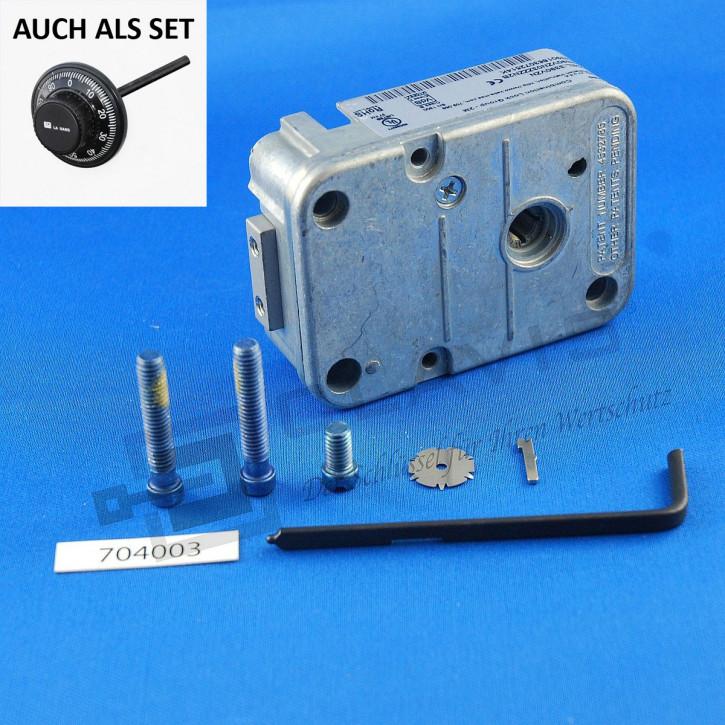 LA GARD 3390 VZN Klasse II EN 1300 B, mech. Kombinationsschloss (Ersatz 3332/1985) ZK 3-Scheiben