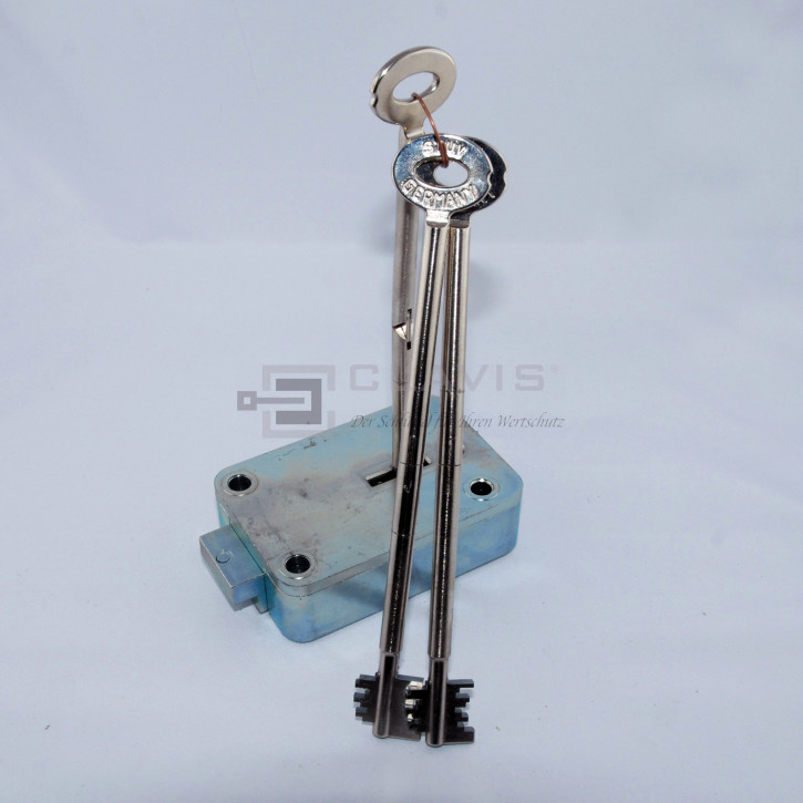 STUV  4.19.9443.3 VDS Klasse II Riegel/Dorn SISTEC 170mm (Gelenk-)Schlüssel