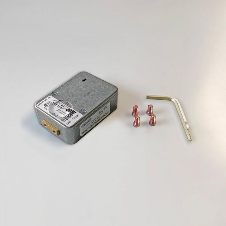 S&G 6642-001 mech. Kombinationsschloss  Sargent And Greenleaf 6642- 3 Wheel Combination Lock - Group 2 / Vds Class 2