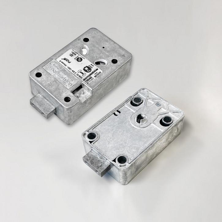 """dormakaba Kaba Mauer 70040 VAROS """"Mini Bit"""" umstellbares Schlüsselschloss EN 1300 Klasse B, VdS Kl. 2  ideal zur Umrüstung"""