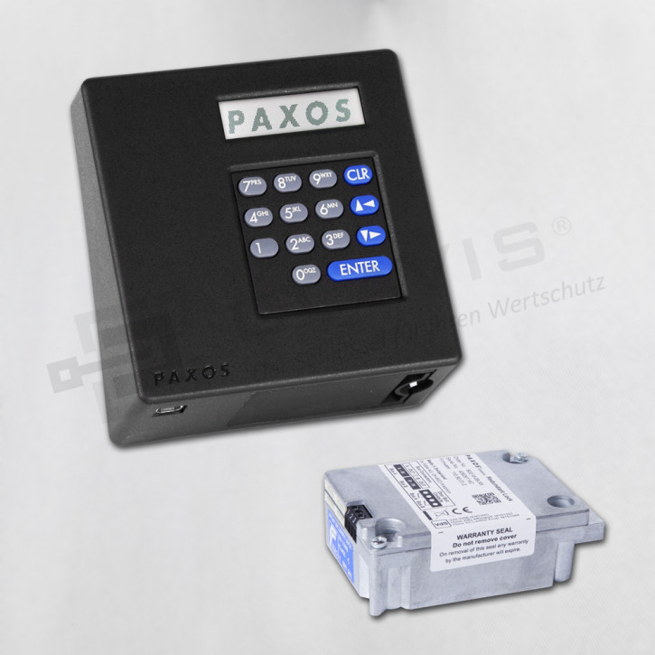 Kaba Mauer Paxos advance IP Set 1