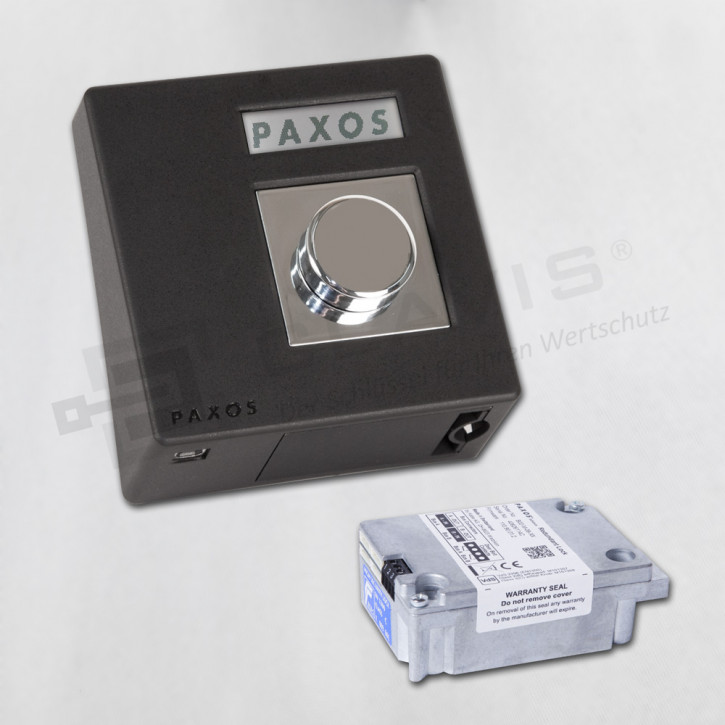 Kaba Mauer Paxos advance IP Set 3