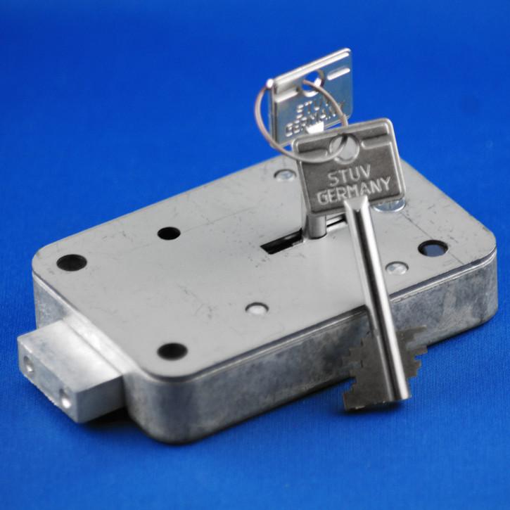 STUV 4.19.9261.3 - Tresorschloss VDS Klasse I (1), 60mm Schlüssel