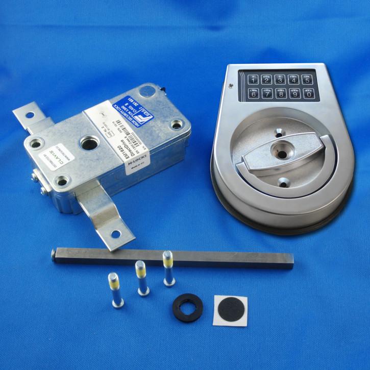 M-Locks Set1-1 Elektronikschloss DirectDrive Tresorschloss EM1620 + EK5045 (Metall)  Mlocks