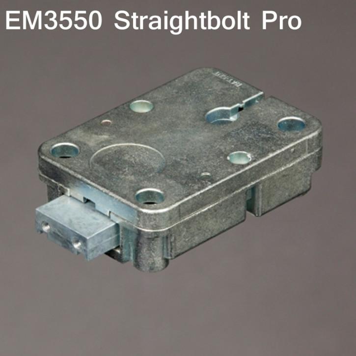 M-Locks EM3550 Straightbolt/ Deadbolt Pro Elektronikschloss 1 Master / 9 Benutzer