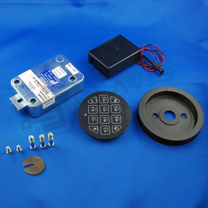 M-Locks Set3 Elektronikschloss MotorLock Motorschloss Tresorschloss EM3050 + ST4010 +  ST6070