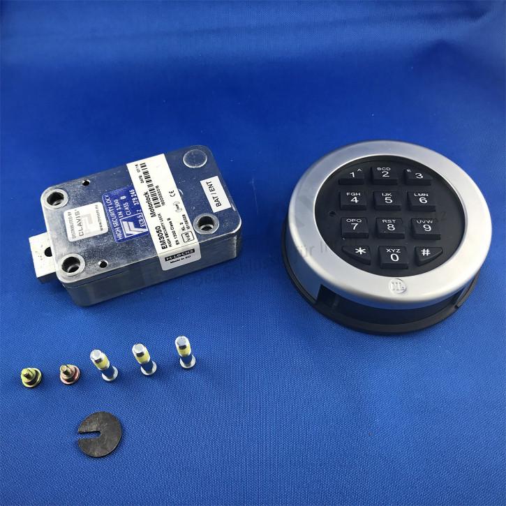 M-Locks Set8 Elektronikschloss MotorLock Motorschloss Tresorschloss EM3050 + AL2010