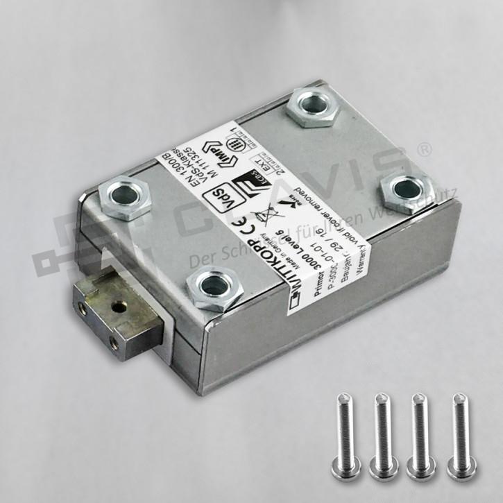 PRIMOR 3000 Level 5 Motorschloss Elektronikschloss EN 1300 B VdS II 2 Cawi Carl Wittkopp