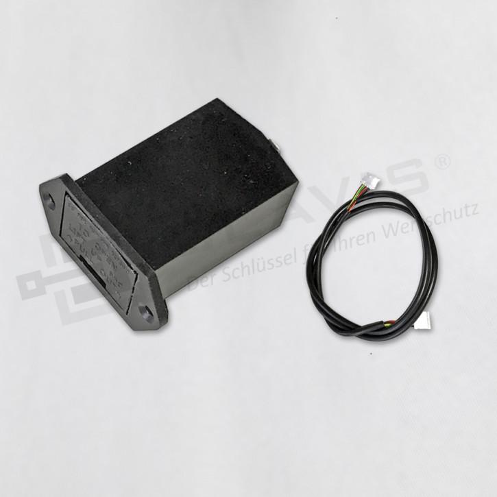 PRIMOR Batteriefach / Einschubfach BAT-MM-0460 für Eingabeeinheit Primor FL  - Carl Wittkopp CAWI