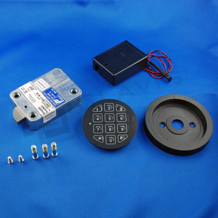 M-Locks Set7 Elektronikschloss Rotobolt Swingbolt Tresorschloss EM2050 + ST4010 + ST6070