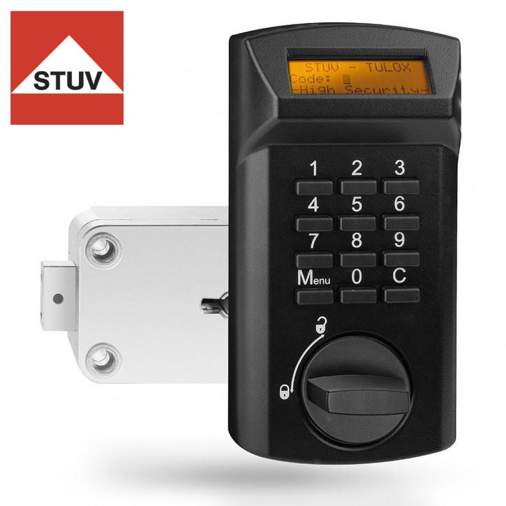 STUV TULOX 200 Flash 8 Elektronikschloss, Revision, Zeitverzögerung + Auslesen