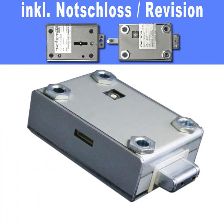 Gator 3010 Elektronikschloss inkl Revision/ Notschloss Level 10