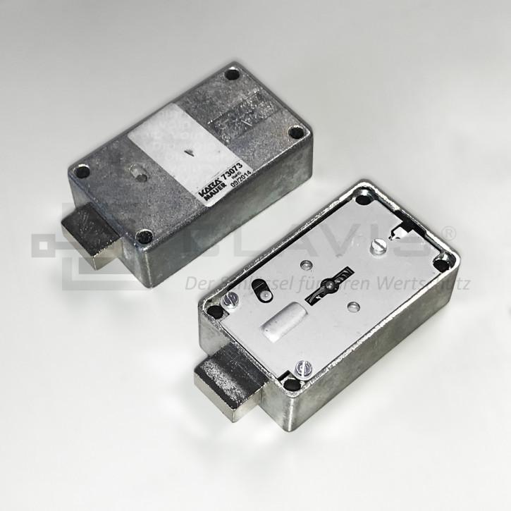 Kaba Mauer 73073 Vary Flex, umstellbaresTresorschloss, Schlüssel 70mm Messing