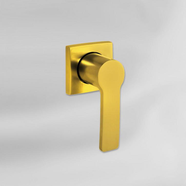 Kaba Mauer 90050 Vesta - vergoldet - Hängegriff B 30 Griff Dormakaba B30 Tresor Waffenschrank Metall gold