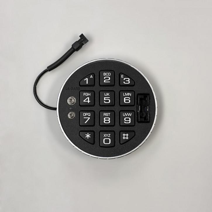 LA GARD 3125 (K) Eingabeeinheit 82855 -flach- für Swingbolt und Deadbolt, 39e pro (benötigt sep. Batteriefach)