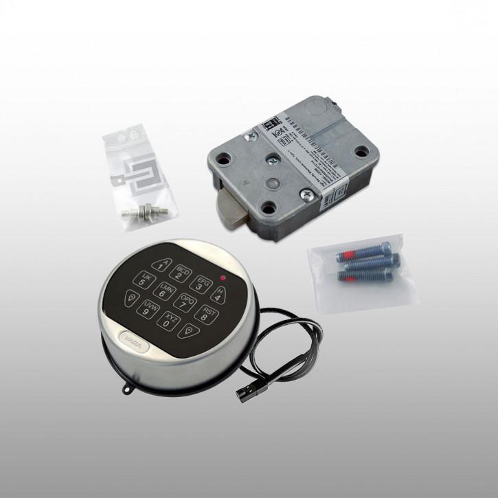 LA GARD Basic Set Swingbolt 4200M + 5715 Elektronikschloss VDS Klasse 2 B Tresorschloss
