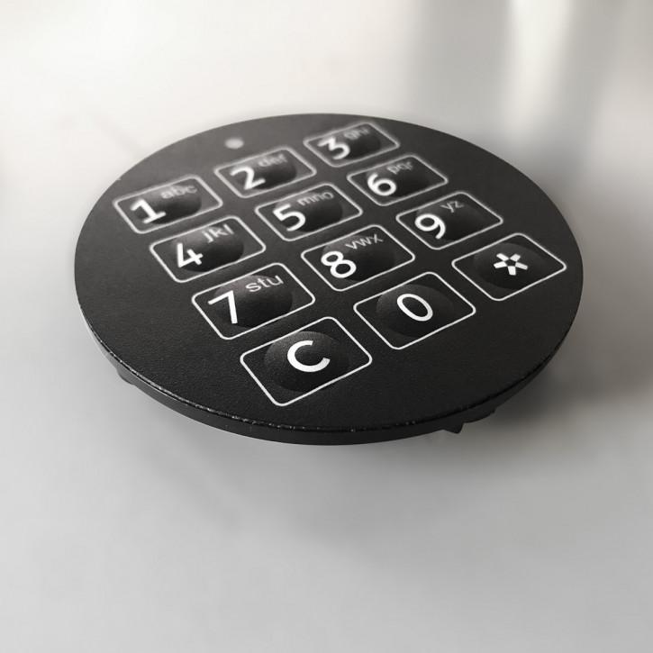 """GST STELLAR ML18-1 BASIC, BUSINESS Ersatz-Tastatur, Eingabeeinheit. Tastatureinlage NICHT FÜR """"DFS"""" geeignet!"""