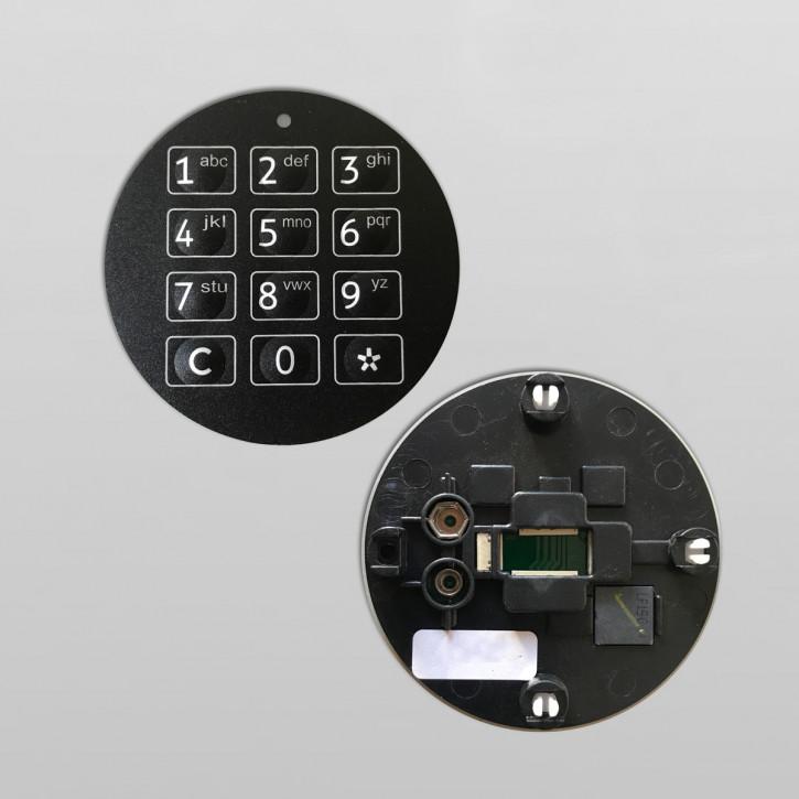 GST SOLAR Tastatur, Eingabeeinheit. Tastatureinlage zum Austausch/ Ersatz
