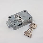 71111 President A mit 2 Schlüssel: 65 mm Druckguss