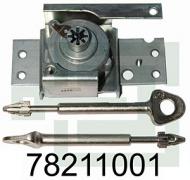 Fichet Bauche 78211001 M3B Tresorschloss für Tresor-Modell CARENA