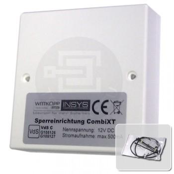 """Cawi CombiXT Anschlussbox Alarm für CombiStar """"pro"""" 7250 Elektronikschloss Carl Wittkopp"""