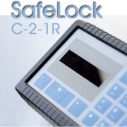 Gunnebo SafeLock C-2-1R Einschloss-System Elektronikschloss - Komplettset