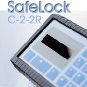 Gunnebo SafeLock C-2-2R Zweischloss-System Elektronikschloss - Komplettset
