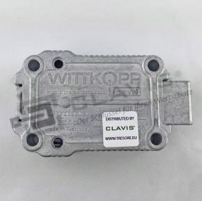 Cawi 2648 Optima VdS 1 EN 1300 A  Carl Wittkopp Tresorschloss / Schlüssel 65 mm