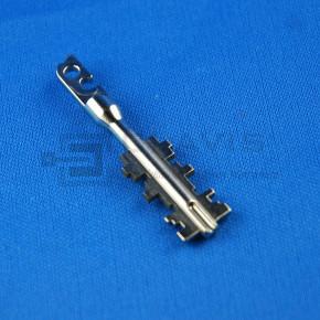 2x FAS Einhakunterende/ Schlüsselbart im Set S&G Sargent & Greenleaf für 6860/6880/6890 Tresorschloss
