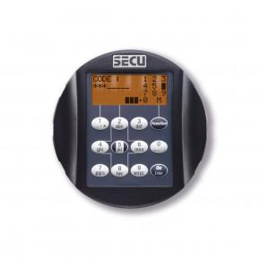 SECU SELO-C redundantes Elektronikschloss Tresorschloss Klasse 3/ C EN 1300 und BSI-Zulassung Komplettset